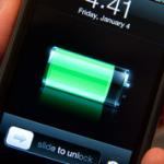 Rendimiento de la batería en los smartphones