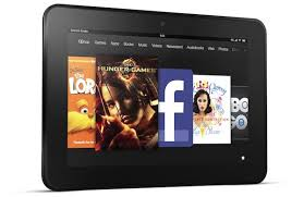 Amazon Kindle Fire HD -las 10 mejores tablets android 2013