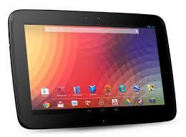 Google Nexus 7 - las 10 mejores tablets android 2013