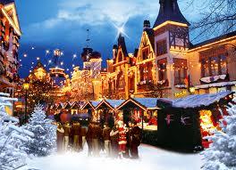Los 10 Mejores Lugares Para Visitar en Navidad