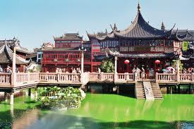 Jardín-Yuyuan-Lugares para Visitar en Shanghai