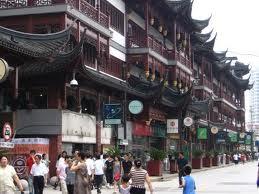 Old City-Lugares para Visitar en Shanghai