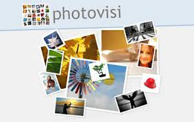 Photovisi Aplicaciones para hacer collages de fotos online