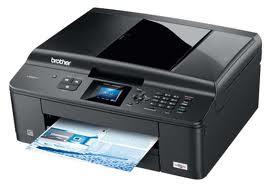 Brother Impresora inalámbrica,  copiadora y fax Mejores Impresoras de inyección de tinta 2014