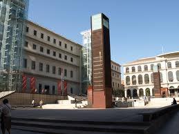 Museo Reina Sofía Atracciones Turísticas de Madrid España