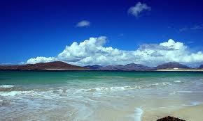 Playa de Luskentyre Mejores lugares Para Visitar en Escocia