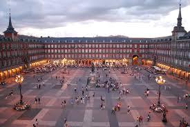 Plaza Mayor Atracciones Turísticas de Madrid España