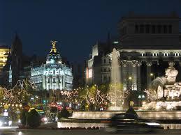 Plaza de Cibeles Atracciones Turísticas de Madrid España