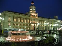 Puerta del Sol Atracciones Turísticas de Madrid España