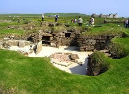Skara Brae Mejores lugares Para Visitar en Escocia