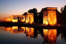 Templo de Debod Atracciones Turísticas de Madrid España