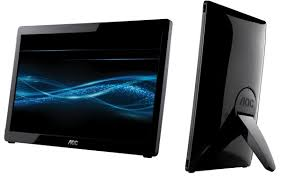 AOC de 16 pulgadas LED Monitor Portable USB-Powered Monitores del 2014