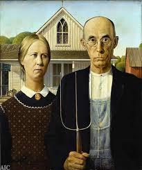 American Gothic Top 10 Pinturas Más Famosas y Caras del Mundo