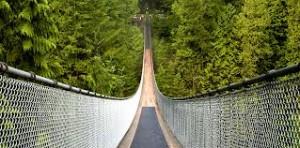Capilano Suspension Bridge Atracciones Turísticas de Vancouver