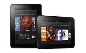 Kindle Fire HD 4G 10 Mejores Kindles Lectores de Libros electrónicos 2014