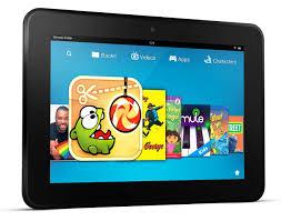 Kindle Fire HD Tablet 16GB 10 Mejores Kindles Lectores de Libros electrónicos 2014