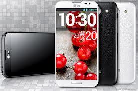 LG óptimos T Pro E985 Top 10 Mejores Celulares Quad Core 2014