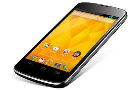 LG Nexus 4 E960 Top 10 Mejores Celulares Quad Core 2014