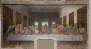 La última cena Top 10 Pinturas Más Famosas y Caras del Mundo