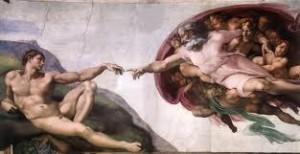 La creación de Adán Top 10 Pinturas Más Famosas y Caras del Mundo