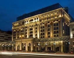 Moscú (Rusia) - Hotel Ritz-Carlton Hoteles Más Lujosos y Caros del Mundo