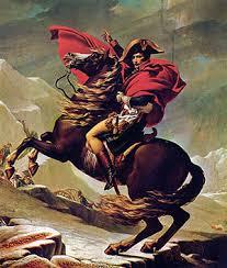 Napoleón cruzando los Alpes Top 10 Pinturas Más Famosas y Caras del Mundo
