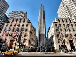 Rockefeller Center lugares para Visitar en Nueva York