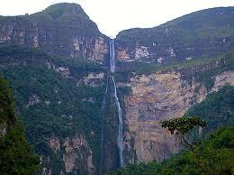 Tugela Falls Las 10 Cascadas Más Altas del Mundo