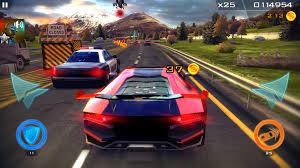 Redline Rush juegos de carreras android