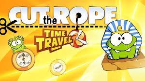 juego gratis android Cut the Rope Time Travel