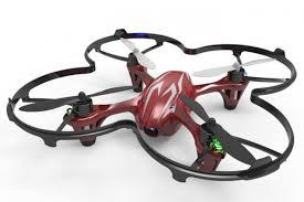 6 El drone que mas dura en el aire