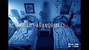 10 Actividad paranormal 5 pelicula más terrorifica