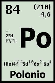 5 La tabla periódica y sus elementos
