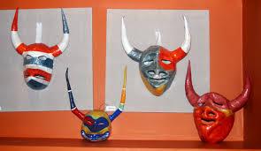 El arte del carnaval dominicano