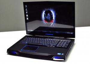 Alienware M17x R4 Laptops con los mejores procesadores
