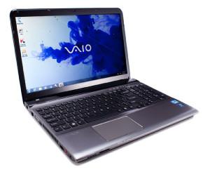 Sony VAIO E15 Laptops con los mejores procesadores
