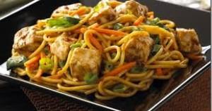 chow mein de pollo mejores comidas chinas
