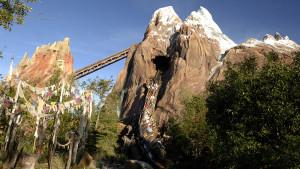 4.- Expedition Everest Mejores atracciones en Disney World