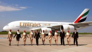 5.- Emirates compañías aéreas para viajar