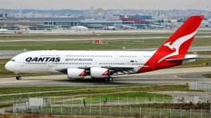8.- Qantas Airways compañías aéreas para viajar