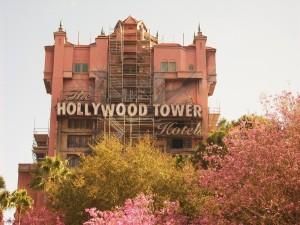 9.- The Twilight Zone Tower of Terror Mejores atracciones en Disney World
