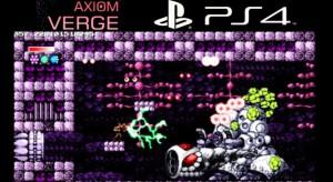 Axiom Verge Los mejores juegos de PlayStation 4