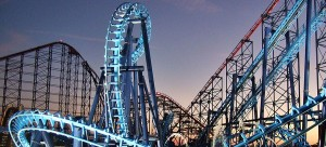 BLACKPOOL PLEASURE BEACH Mejores parques temáticos del mundo