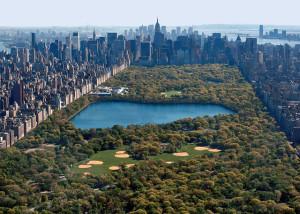 Central Park Lugares turísticos de Estados Unidos