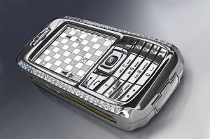 Diamond Crypto Smartphone celulares más caros del mundo
