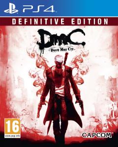 DmC Devil May Cry Definitive Edition mejores juegos de PlayStation 4