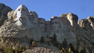 El Monte Rushmore Lugares turísticos de Estados Unidos