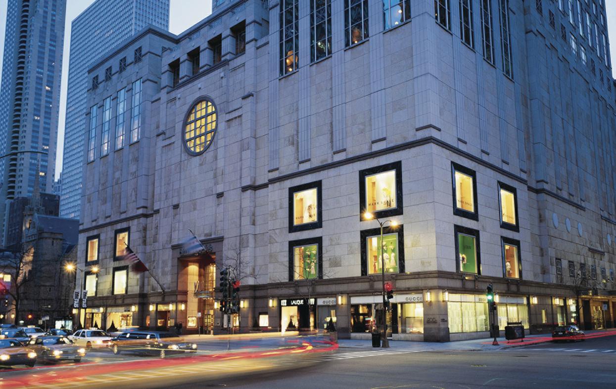 10 mejores hoteles de estados unidos for Hoteles en chicago