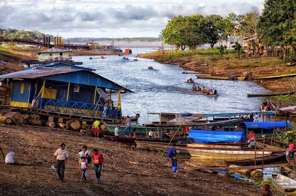 Ciudades del rio amazonas yahoo dating 2
