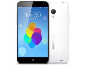 Meizu MX3 Mejores Smartphones con pantallas de 5 pulgadas